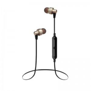 Stereo Bluetooth Headset Awei A990 Sport Gold