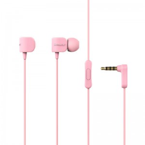 HF Remax (OR) RM-502 Pink (mic + button call answering)