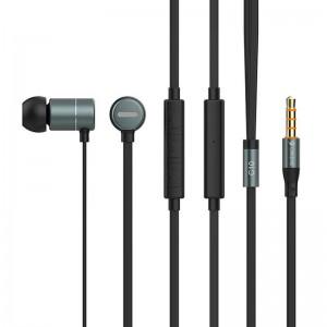 HF MP3 Celebrat C10 Black + mic + button call answering + volume control