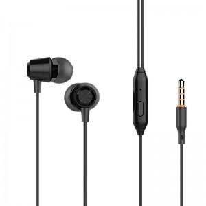 HF MP3 Celebrat G4 Black + mic + button call answering