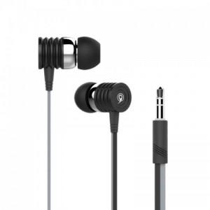 HF MP3 Celebrat S50 Black + mic + button call answering