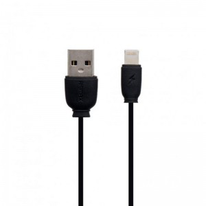USB Cable Remax (OR) Fast Charging RC-134i iPhone 8 Black 1m