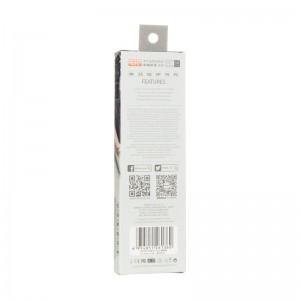 USB Cable Remax (OR) Lesu RC-050a Type-C Black 1m